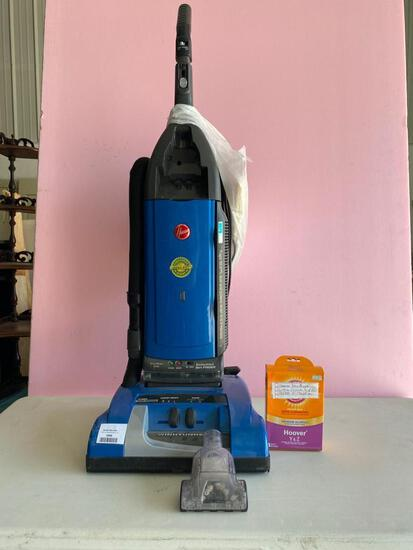 Hoover Vacuum w/ attachments and bags