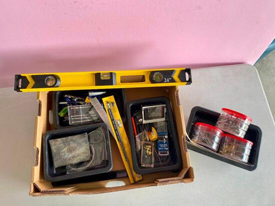 Level and Misc. Tools