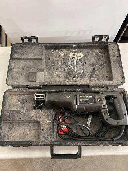 Craftsman reciprocating saw