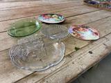 Glassware ? plates
