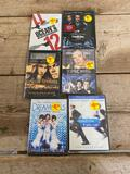 DVDs - New in package