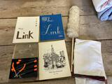 Little toolset, 1960/1961 The Link, misc.