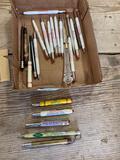 Pens - collectible