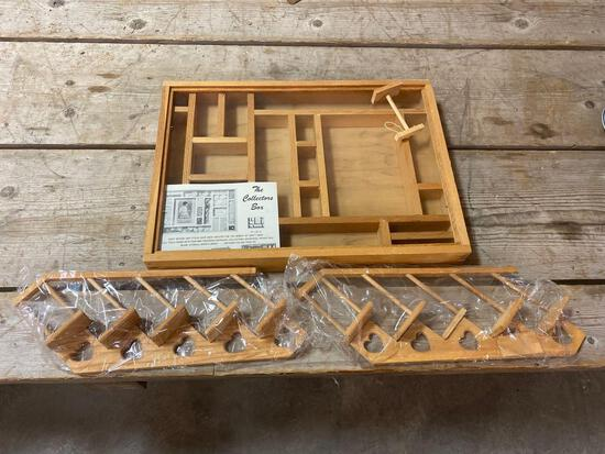 The Collectors Box (shadow box)