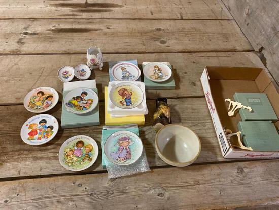 Collector plates - Avon