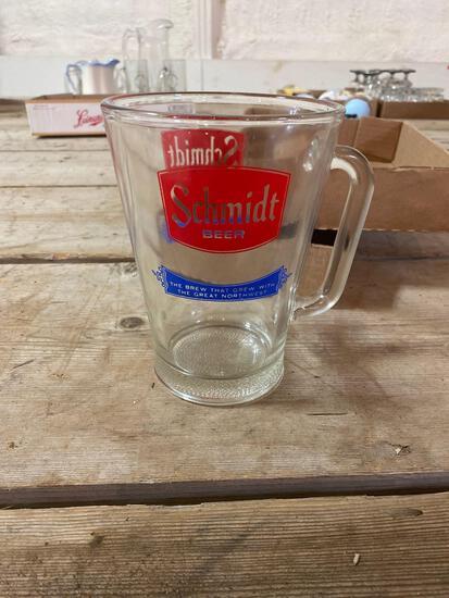 Schmidt Beer Pitcher