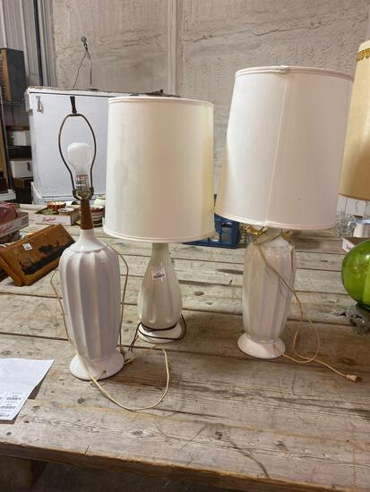 White Lamps (3)