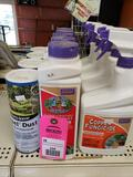 Qty 14 - Assorted lawn and garden products as pictured. New.