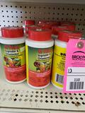Qty 13 - Assorted lawn and garden treatment products. New as pictured.