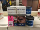Qty 10 - Horse care products. New as pictured.