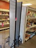 Qty 2 - display racks.