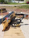 Meyer snowplow with mount. Said to need pump rebuilt.