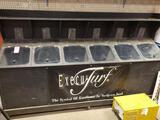 ExecuTurf bulk seed display bin.
