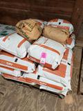 Pallet of rapid dry, drying agent. New bags.