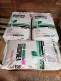 Qty 3 - Bags of Vermiculite. New.