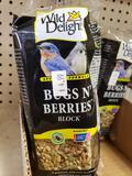 Qty 5 - Bird feeder refill blocks. New inventory as pictured.