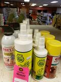 Large assortment of canine treatments. New.