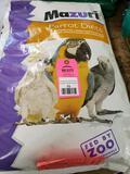 Mazuri Parrot food. New.