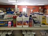 Large qty of assorted lawn and garden deterrent products pictured. New.