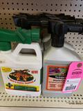 Qty 9 - Mole and gopher repellents. New.