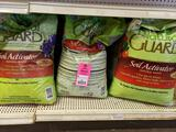 Qty 6 - Assorted lawn and garden products. New.