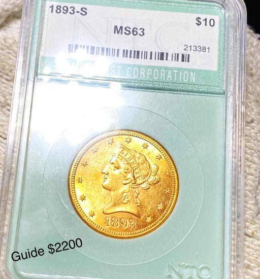 May 23rd East Texas Rare Coin Estate Part 7