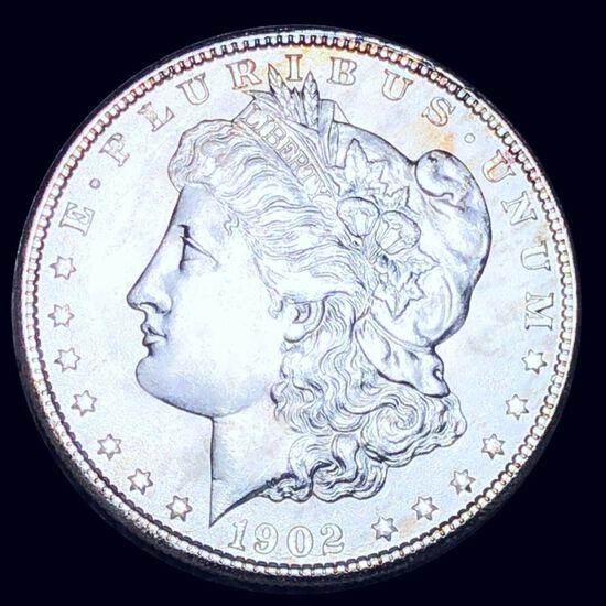 1902-O Morgan Silver Dollar UNCIRCULATED