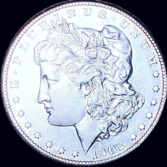 1902-S Morgan Silver Dollar UNCIRCULATED