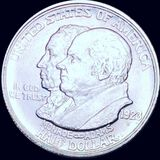 1923-S Monroe Half Dollar CLOSELY UNCIRCULATED