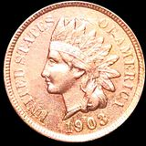 1903 Indian Head Penny UNCIRCULATED