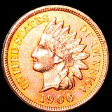1906 Indian Head Penny UNCIRCULATED