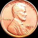 1923-S Lincoln Wheat Penny UNCIRCULATED