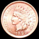 1899 Indian Head Penny UNCIRCULATED