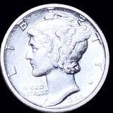 1924-S Mercury Silver Dime UNCIRCULATED