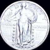 1930-S Standing Liberty Quarter CLOSELY UNC