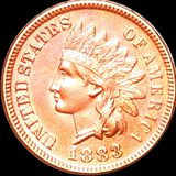 1883 Indian Head Penny UNCIRCULATED