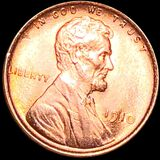 1910 Lincoln Wheat Penny UNCIRCULATED