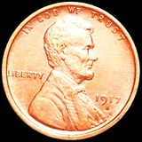 1917-S Lincoln Wheat Penny UNCIRCULATED