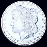 1895-S Morgan Silver Dollar NEARLY UNCIRCULATED