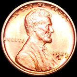 1929-D Lincoln Wheat Penny UNCIRCULATED