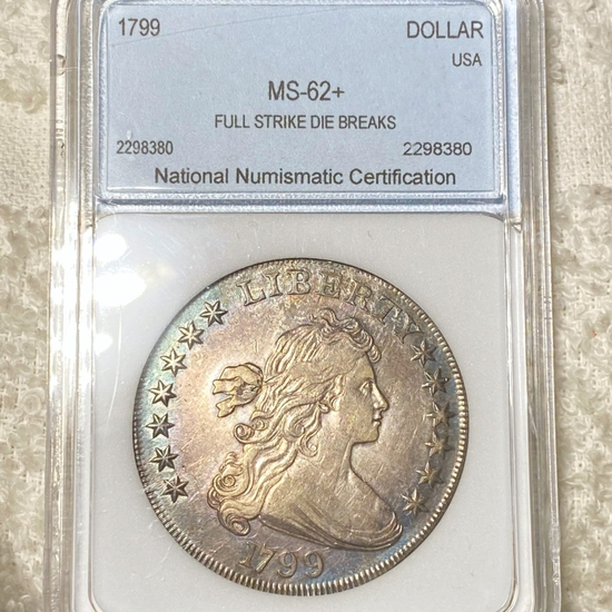 April 10th Cayman Bank Hoard Rare Coin Sale Part 3