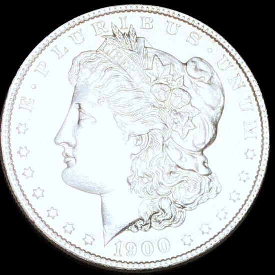 1900-S Morgan Silver Dollar UNCIRCULATED