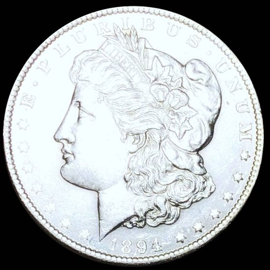 1894 Morgan Silver Dollar UNCIRCULATED