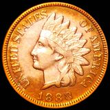 1888 Indian Head Penny CLOSELY UNCIRCULATED