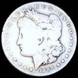 1889-S Morgan Silver Dollar NICELY CIRCULATED