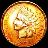 1889 Indian Head Penny UNCIRCULATED