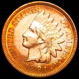 1891 Indian Head Penny UNCIRCULATED