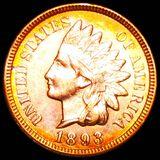 1893 Indian Head Penny UNCIRCULATED