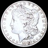 1886-O Morgan Silver Dollar LIGHTLY CIRCULATED