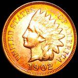 1902 Indian Head Penny UNCIRCULATED
